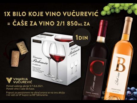 Odaberi vino Vučurević