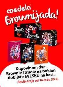 Medela Brownijada